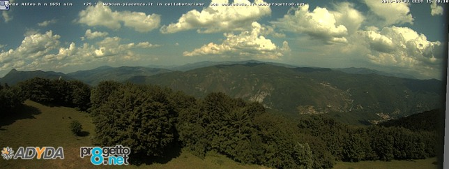 Webcam LIVE di Monte Alfeo