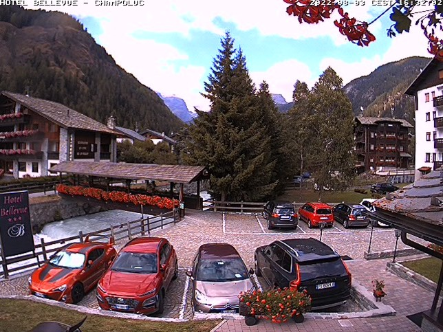 Webcam LIVE di Champoluc