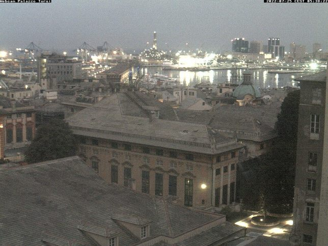 Webcam LIVE di Genova citta'