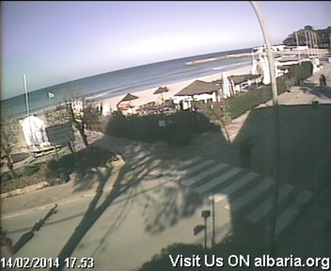 Webcam LIVE di Palermo-Mondello