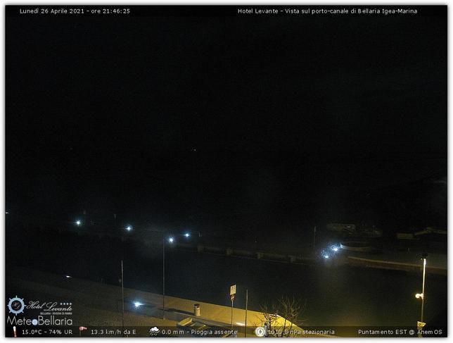 Webcam LIVE di Bellaria Igea marina