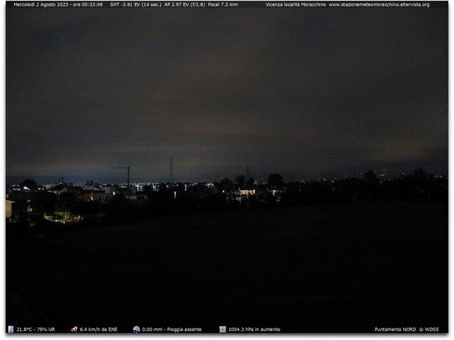 Webcam LIVE di Vicenza